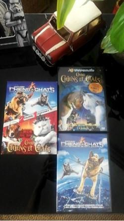 Comme chiens et chats - Coffret 2 DVD
