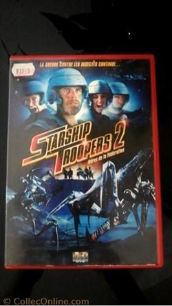 Starship Troopers 2 : Héros de la Fédéra...
