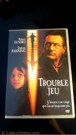 Trouble jeu - Edition simple