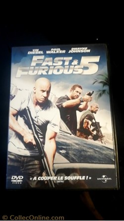 Fast and Furious 5 - Edition simple