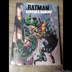 Batman & Les Tortues Ninja Comics - Amère Pizza Tome 1