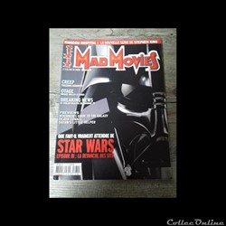 Mad Movies Magazine N°174 - Star Wars Episode III : La Revanche des Sith