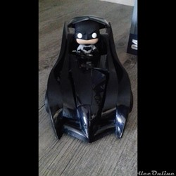 Batmobile Vintage DC Comics 1997
