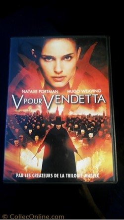 V pour Vendetta - Edition simple