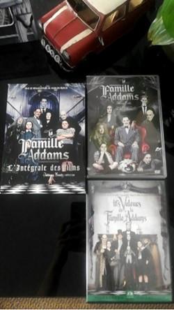 La Famille Addams : L'intégrale - Coffre...