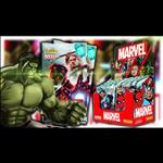 Trading Cards Game - Marvel Heroes Avengers : l'Ere d'Ultron/Captain America : Civil War