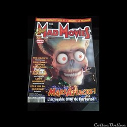 Mad Movies Magazine N°105 - Mars Attacks...