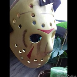 Réplique masque Jason Voorhees - Vendred...