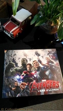 Artbook, Tout l'art de Marvel : Avengers...