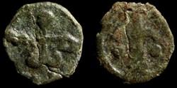 Petit module émis à Cherson de Romain II...