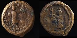 Sear 926 - Follis d'Héraclius émis à Che...