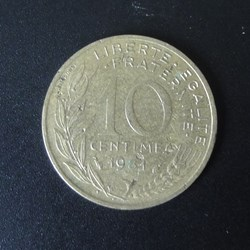 10 centimes 1981