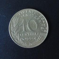 10 centimes 1994