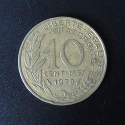 10 centimes 1978