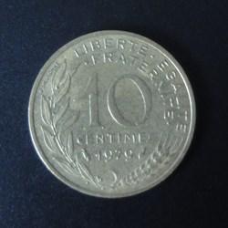10 centimes 1979
