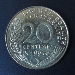 20 centimes 1994