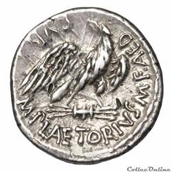 MARCUS PLAETORIUS CESTIANUS