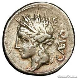 LUCIUS CASSIUS CAECIANUS