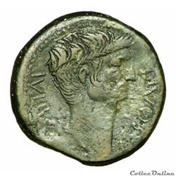 OCTAVIANUS & JULIUS CAESAR