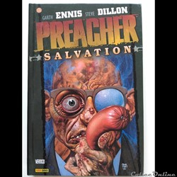 Preacher Tome 7 - Salvation
