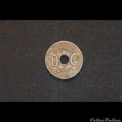 10 Cts Lindauer 1929