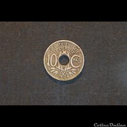 10 Cts Lindauer 1924