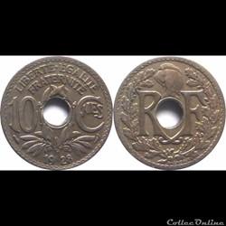 1928 - 10 cts - Paris