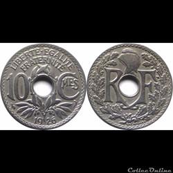 1926 - 10 cts - Paris