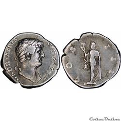 3.181. Hadrian - denarius (Spes)