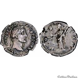 4.0203. Antoninus Pius - denarius (Vesta)