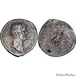 3.345. Hadrian - denarius (Victory)