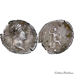 3.163c. Hadrian - denarius (Roma)