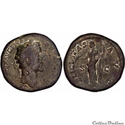 4.0770. Antoninus Pius - sestertius (Fel...