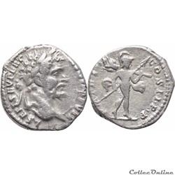 5.067. Septimius Severus - Denarius (Mar...