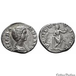 5.536. Julia Domna - denarius (Venus)