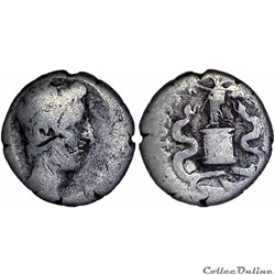 01.276. Augustus - quinarius (Asia)
