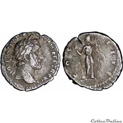 4.0205. Antoninus Pius - denarius (Fortu...