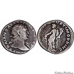 2.118. Trajan - denarius (Aequitas)