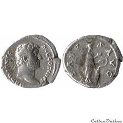 3.267a. Hadrian - denarius (Salus)