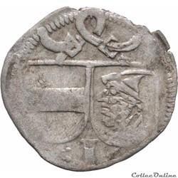 Leuchtenberg - John IV - Pfennig - 1487-...