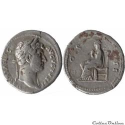 3.343. Hadrian - denarius (Pudicita)