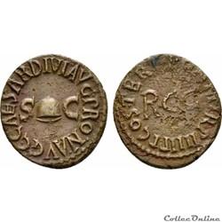 03.52. Caligula - quadrans (Pileus/RCC)