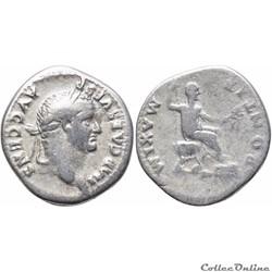 09.065. Vespasian - denarius (Vesta)