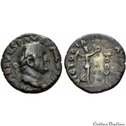1.1557. Vespasian - denarius (Victory)