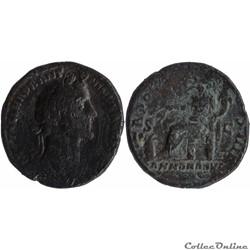 4.0880. Atoninus Pius - as (Annona)