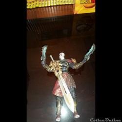 kratos dieu de la guerre