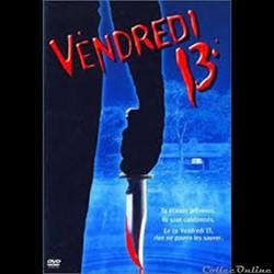 VENDREDI 13 DVD