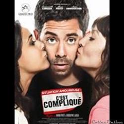 C'EST COMPLIQUE DVD