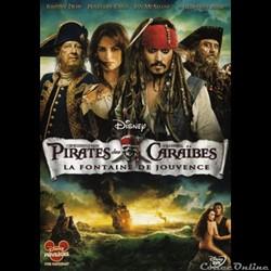 Pirates Des Caraibes La Fontaine De Jouv...