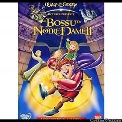 Le Bossu De Notre Dame 2 DVD